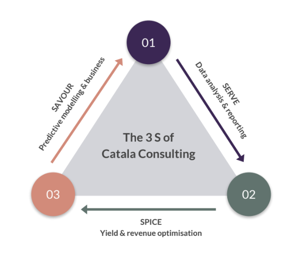 The 3 S of Catala Consulting