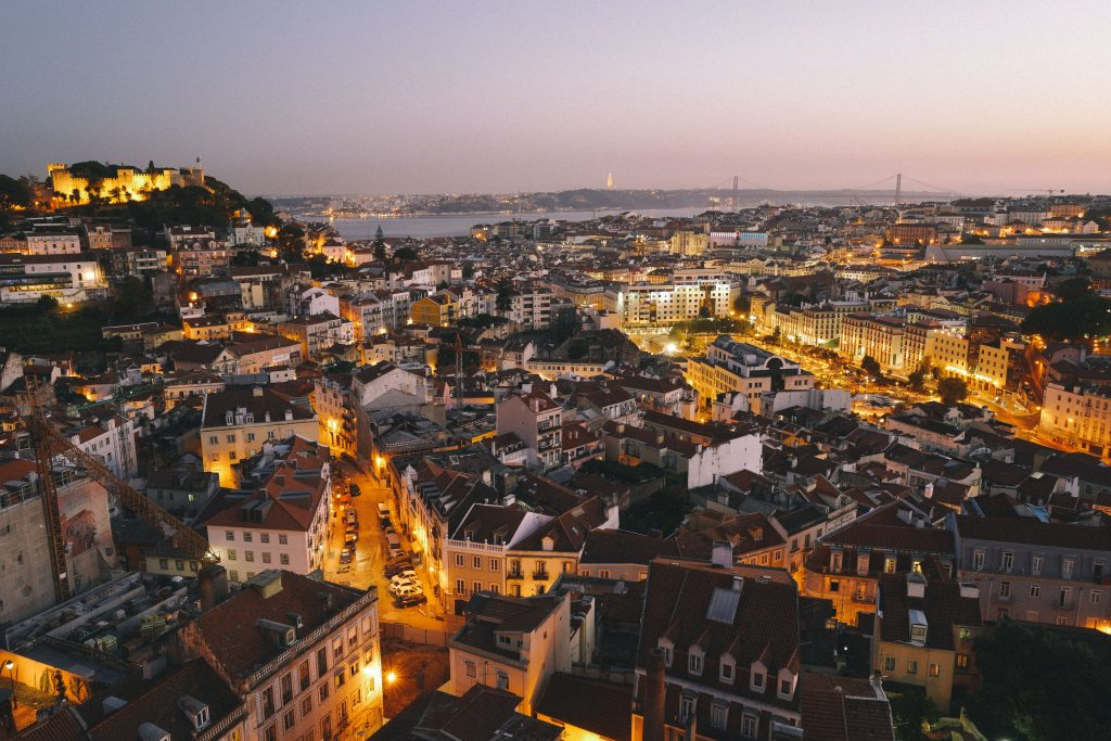 Lisbon by night Catala Consulting