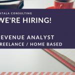 Hiring Revenue Analyst
