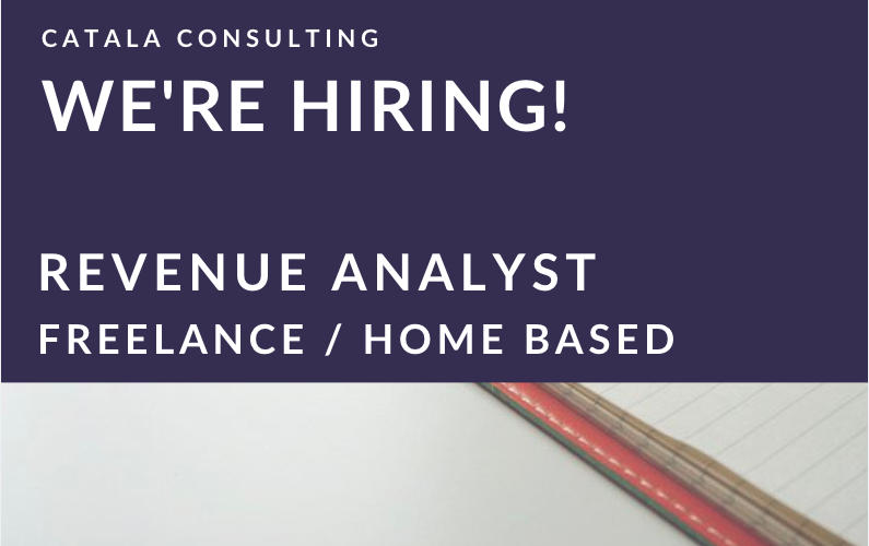 Hiring Revenue Analyst