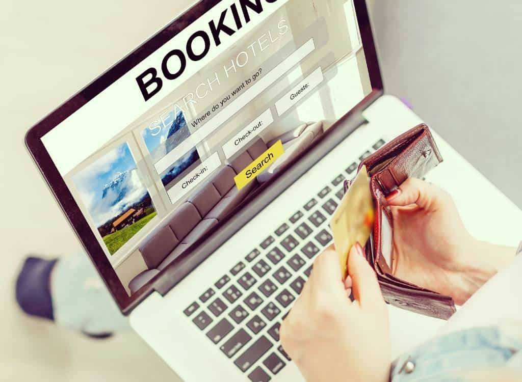 Hotel Digital Marketing Website Booking