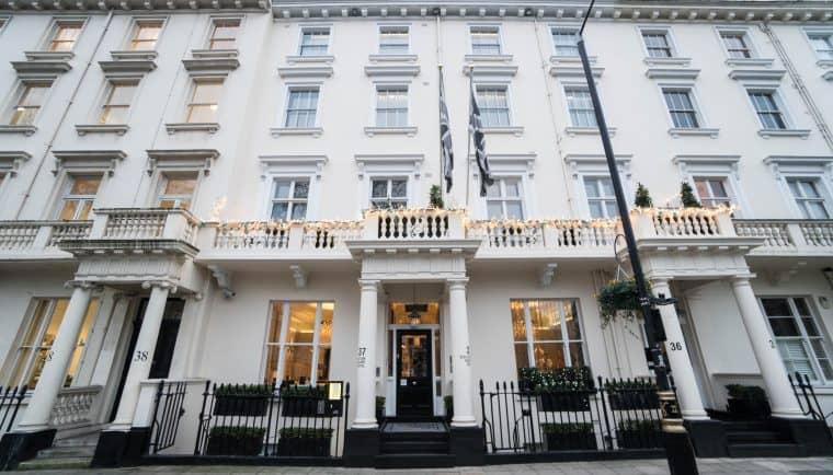 Case Studies London Hotel