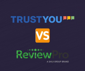 TrustYou vs ReviewPro Catala Consulting
